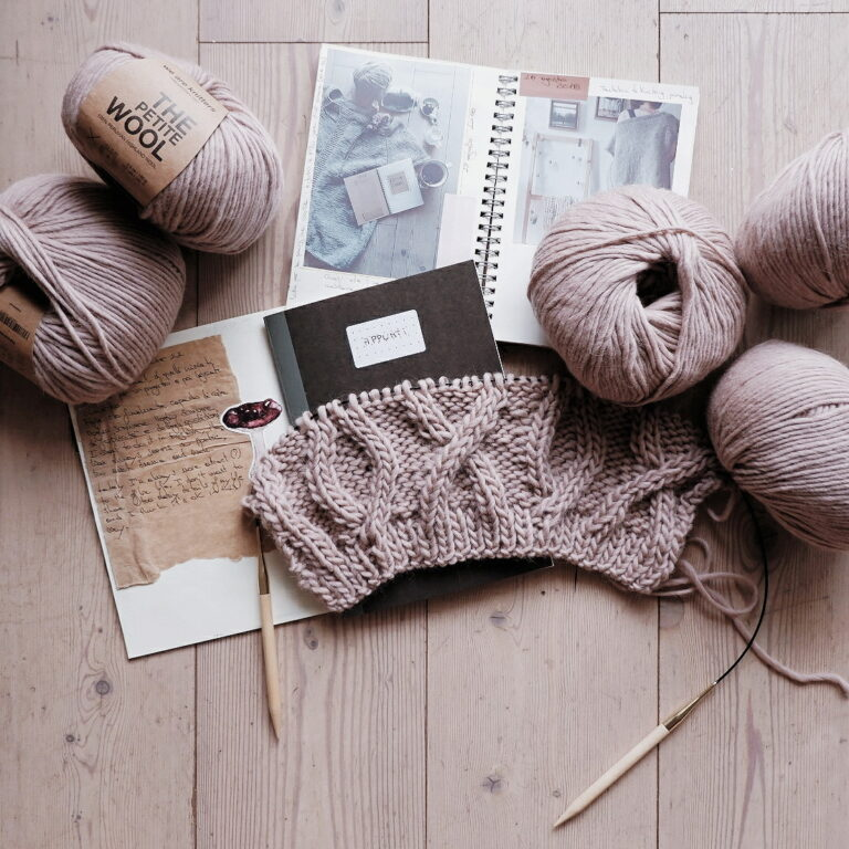 St.Michel Cardigan – Collaboration with We Are Knitters