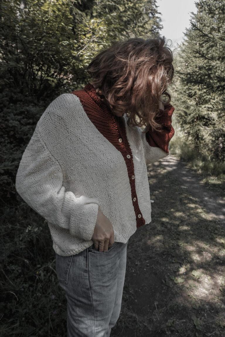 Selfish knitting, part 2